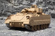 BAE Systems' Bradley Operation Desert Storm Situational Awareness vehicle