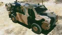 Bushmaster infantry mobility vehicle