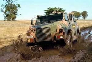 Australian Army Reserve to get Bushmasters
