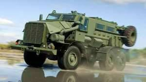Casspir Mk6 Armoured Personnel Carrier