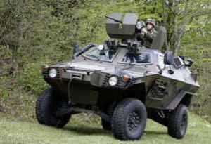 Otokar Received $43,2 M Contract For Cobra