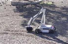 Cougar10-L All-Terrain Mini-Robot
