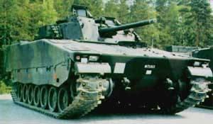 CV9030 infantry fighting vehicle