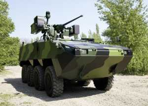 Czech Government Approves Purchase of 107 Pandur Armoured Carriers