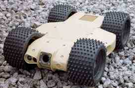 QinetiQ North America rolls out a robotic first: the field-transformable Dragon Runner robot