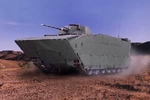USMC Expeditionary Fighting Vehicle