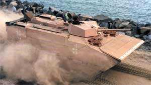 M Cubed Technologies Wins Contract to Develop Armor for U.S. Marine Corps Fighting Vehicles