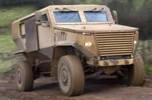 Foxhound Light Protected Patrol Vehicle undergoes extensive trials and testing