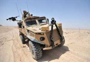 General Dynamics Finalizes Contract for Additional 100 Foxhound Vehicles for UK MoD