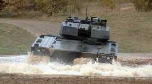BAE Systems Engineers Deliver on FRES Demonstrator Contract for UK MoD