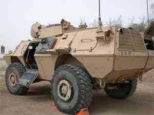 Textron Marine & Land Awarded $228 M for 329 Additional U.S. Army M1117 Armored Security Vehicles