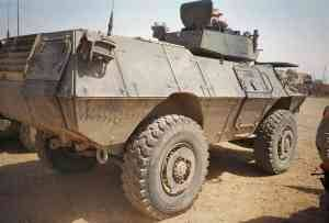 Textron Marine & Land Systems to Build Armored Vehicles for Afghanistan National Army