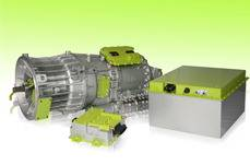 BAE Systems HybriDrive Parallel System for Heavy Duty Trucks
