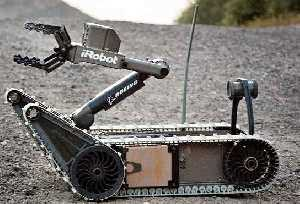 Boeing and iRobot Team Receives SUGV Contract from USAF