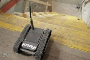iRobot receives military order for FirstLook robots