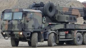 Iveco supplies military vehicles to the French armed forces