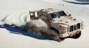 Oshkosh Receives EMD Contract to Develop JLTV - the Future of Light Tactical Vehicles