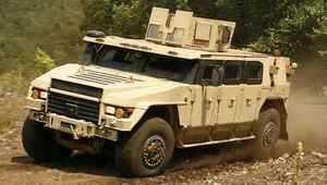 Lockheed Martin Joint Light Tactical Vehicle