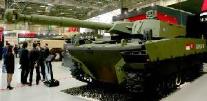 FNSS Showcases the Future of Land Platforms at IDEF 2017