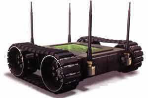 iRobot Receives Award for DARPA LANdroids Program