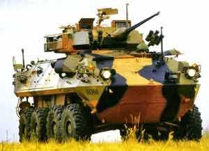 Light Armored Vehicle