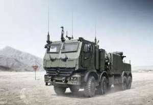 LMT to deliver armoured cabs to German Army