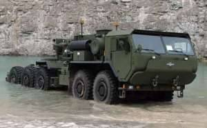Logistics Vehicle Replacement System (LVSR)