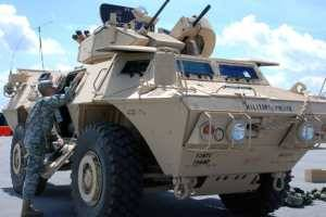 M1117 Armored Security Vehicles (ASV)