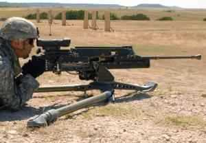 Lightweight .50-Caliber: Lethality At Half The Weight
