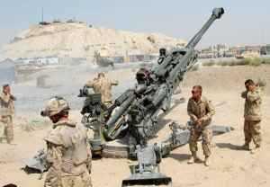 Australia - M777A2 155mm Lightweight Howitzers