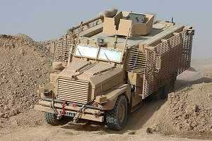 140 Mastiff Vehicles for Iraq and Afghanistan