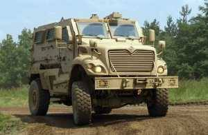 Navistar Defense to Upgrade 2,300 MRAPs to Defend Against Evolving Threats