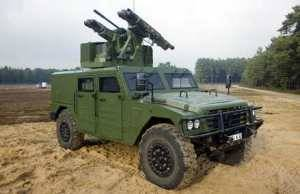 MBDA Multi Purpose Combat Vehicle MPCV