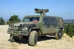 Technology and safety of the light multirole vehicle (lmv) in all markets