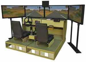 Raydon awards $36 M contract for MRAP simulator