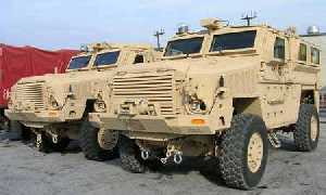 BAE Systems Receives Contract Modifications Totaling $170 Million to Support Special Operations MRAP Vehicle Program
