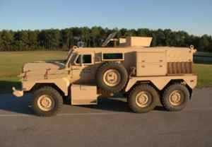 Force Protection Awarded $379 Million MRAP Contract, Additional Sales Orders to Follow