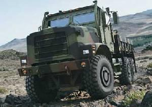 U.S. Marine Corps Orders MTVRs from Oshkosh Defense