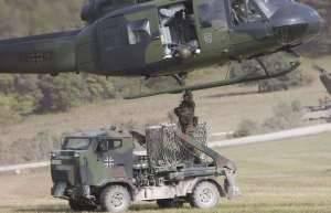 German Army orders 31 MUNGO 2 Multi-purpose vehicles