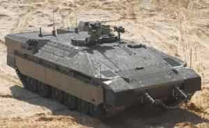 General Dynamics Selected for Merkava Armored Personnel Carriers for Israel