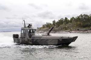 Patria Nemo mortar system