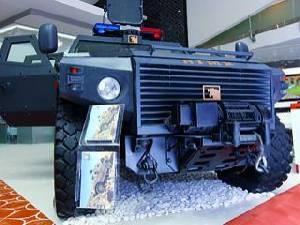 UAE Ministry of Interior acquires 200 NIMR vehicles