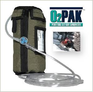 COMBAT CRITICAL CARE CORPORATION Announces The O2PAK CHEMICAL OXYGEN GENERATOR