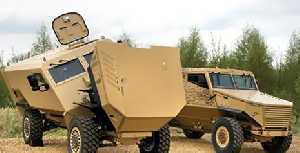 Force Protection Selects Manufacturing Base for Ocelot in Australia