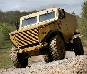 MTL Group awarded V Hull contract for Foxhound Vehicle