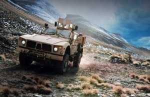 United Arab Emirates Orders MRAP All-Terrain Vehicles from Oshkosh Corporation