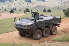 Otokar to Exhibit its Armoured Vehicles at IDEX