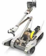 iRobot PackBot robot