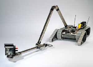 iRobot Receives $20.3 Million Order from NAVSEA for 125 PackBot MRTS Robots