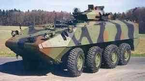 General Dynamics awarded Order for 18 PIRANHA IIIC 8x8 Vehicles from Brazilian Marines